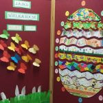 DOMOWA ŚWIETLICA – Wielkanocne jajka