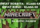 MINECRAFT NA JĘZYKU POLSKIM