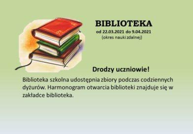 Biblioteka czynna